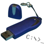 how much eye candy can a post about putting dos on a usb stick require?